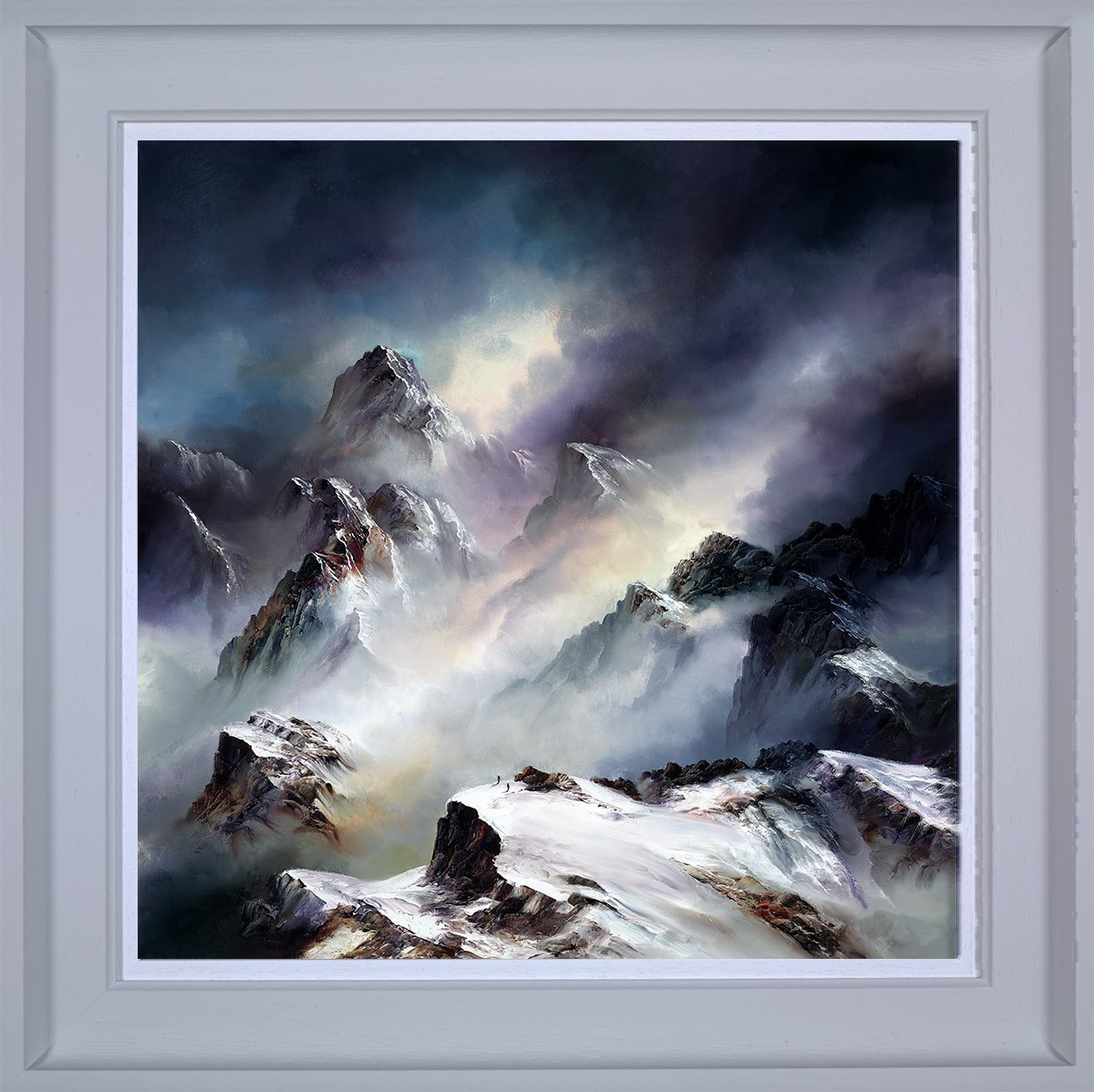 Furthest Reaches by Philip Gray - Hand Finished Limited Edition on Canvas sized 20x20 inches. Available from Whitewall Galleries